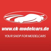 www.ck-modelcars.de - YOUR SHOP FOR MODELCARS