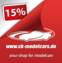 www.ck-modelcars.de - Summer Sale