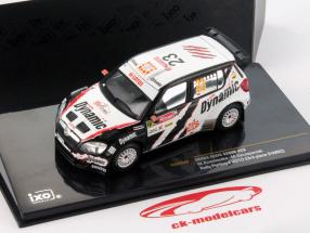 Skoda Fabia S2000 #23 3 S-WRC Bijeenkomst Portugal 2010 1:43