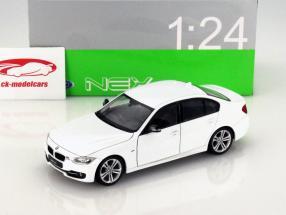 BMW 335i wit 1:24 Welly