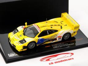McLaren F1 GTR #20 Super GT 500 Fuji 300 km 2005 1:43 Ixo