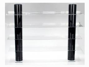 Junta Hanging Superior Vista con negro Columnas SAFE