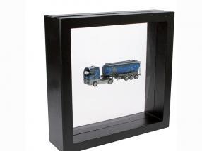 Boxes flutuante preto 305 x 305 mm SAFE