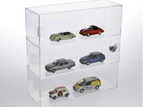 Acyrl Showcase for Model biler i Scale 1:43 320 x 320 x 110 mm SAFE