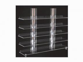 Opknoping Board Top Uitzicht met transparant Columns SAFE