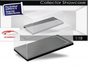 Single collector showcase starting grid print 1:18 Triple9
