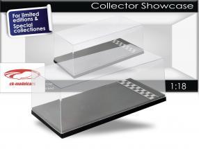 Single collector showcase Start/Finish Line print 1:18 Triple9