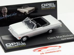 Opel Rekord A Clare MacKichan silber 1:43 Altaya