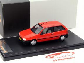 Fiat Tipo 3 puertas año 1995 rojo 1:43 Premium X