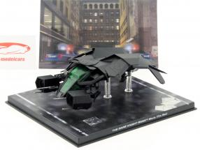 The Bat film The Dark Knight Rises 2012 1:43 Altaya