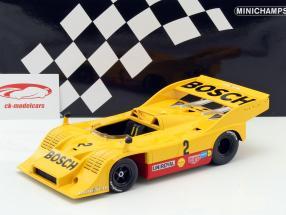 Porsche 917/10 #2 vincitore Eifelrennen Nürburgring Interserie 1973 Kauhsen 1:18 Minichamps