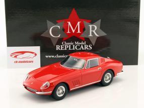 Ferrari 275 GTB rød 1:18 CMR