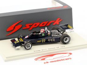 Nelson Piquet Ensign N177 #22 Germania GP formula 1 1978 1:43 Spark