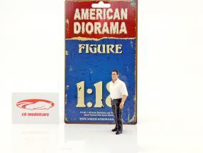 70er Jahre figur III 1:18 American Diorama