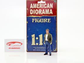 70er Jahre figuur VII 1:18 American Diorama