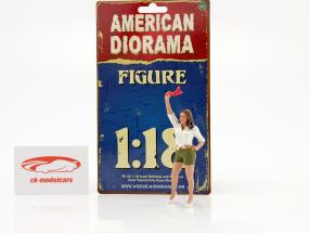 70er Jahre figura II 1:18 American Diorama