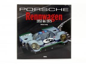 Boek: Porsche Racewagen - 1953 naar 1975 uit Brian Lang