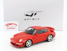 Porsche 911 (993) RUF Turbo Limited red 1:18 GT-SPIRIT