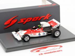 Reine Wisell BRM P153 #4 Argentinië GP formule 1 1972 1:43 Spark