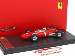 John Surtees Ferrari 1512 #1 3 ° Gran Bretagna GP formula 1 1965 1:43 LookSmart