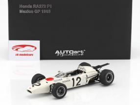 Ronnie Bucknum Honda RA272 #12 Mexique GP formule 1 1965 1:18 AUTOart