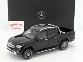 Mercedes-Benz X-Klasse kabara zwart 1:18 Norev