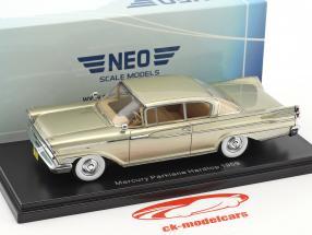 Mercury Park Lane Hardtop Baujahr 1959 beige metallic 1:43 Neo