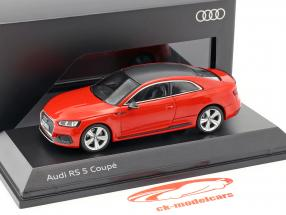 Audi RS 5 Coupe misano rot 1:43 Spark