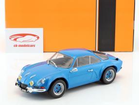 Renault Alpine A 110 anno di costruzione 1973 blu 1:18 Ixo