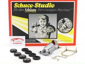 Studio I Mercedes-Benz ano de construção 1936 #4 caso conjunto Schuco