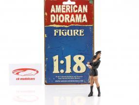 Costume Babe Brooke Figur 1:18 American Diorama