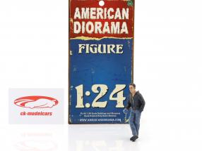 Hanging Out James Figur 1:24 American Diorama