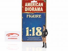 costume bébé Daphne figure 1:18 American Diorama