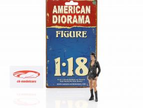 traje bebé Daphne figura 1:18 American Diorama