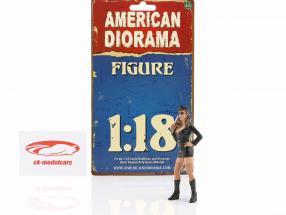 traje bebé Candy figura 1:18 American Diorama