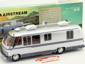 Airstream Excella 280 Turbo Motorhome year 1981 silver 1:43 Greenlight