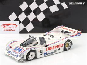 Porsche 962C #9 3e Norisring Trophäe 1985 Winkelhock 1:18 Minichamps