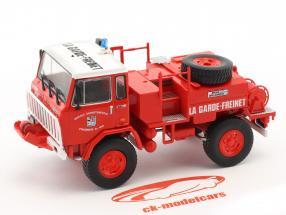 UNIC 75 PC La Garde-Freinet Fire Department red / white 1:43 Atlas