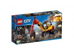 LEGO® City Power-Spalter für den Bergbau