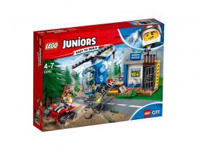 LEGO® Juniors Gebirgspolizei auf Verfolgungsjagd