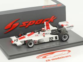 Rolf Stommelen Hill GH1 #22 Italië GP formule 1 1975 1:43 Spark
