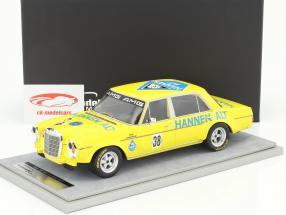 Mercedes-Benz 300 SEL 6.3 AMG #38 Saisonfinale Hockenheim 1971 Heyer 1:18 Tecnomodel