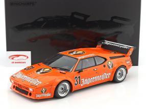 BMW M1 Gr.4 #31 7th DRM Eifelrennen Nürburgring 1982 Kurt König 1:12 Minichamps