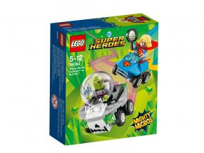 LEGO® DC Comics Super Heroes Mighty Micros: Supergirl™ vs. Brainiac™