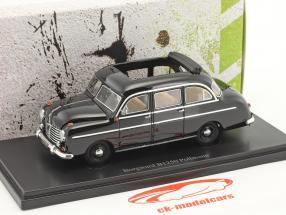 Borgward B1250 Pollmann année de construction 1951 noir 1:43 AutoCult