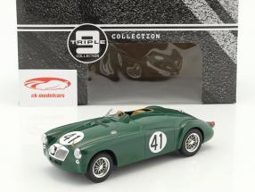 MG EX182 #41 24h LeMans 1955 Miles, Lockett 1:18 Triple9