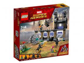 LEGO® Marvel Super Heroes Corvus Glaives Attacke