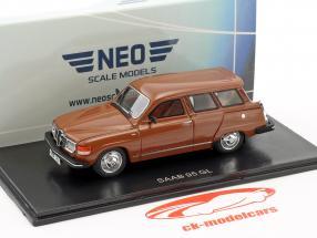 Saab 95 GL braun 1:43 Neo