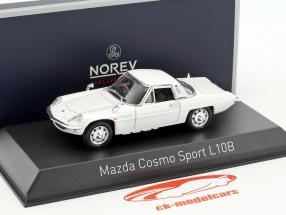 Mazda Cosmo Sport L10B Baujahr 1968 weiß 1:43 Norev