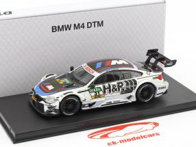 BMW M4 DTM #31 DTM 2017 Tom Blomqvist BMW Team RBM 1:43 Herpa